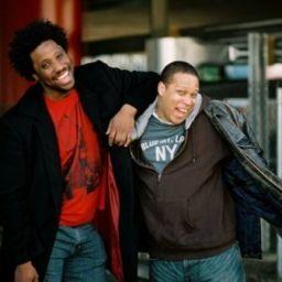 W. Kamau Bell and Kevin Avery.